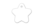Star Shaped Key Tags